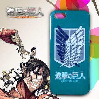 Carcasa Iphone 4G - Ataque a los titanes
