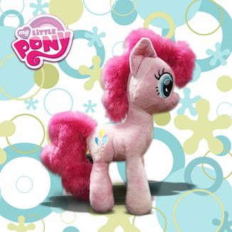 Plush Pinkie Pie V2 My Little Pony