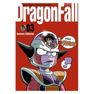 DRAGON FALL - Ultimate Edition #03 (Spanish)