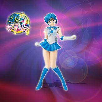 Sailor Moon Figure - Amy Mizuno - Sailor Mercurio Girls Memories