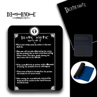 Alfombrilla Ratón Death Note