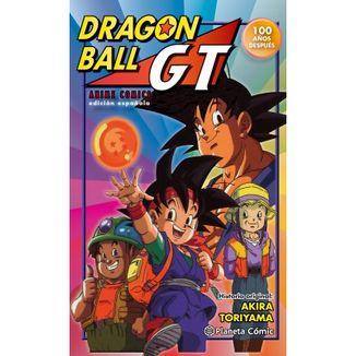 DRAGON BALL GT Manga Oficial Planeta Comic