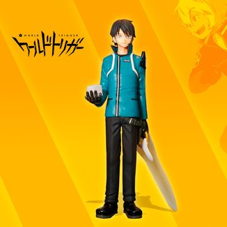 Figura World Trigger DXF - Osamu Mikumo