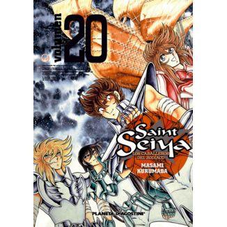 Saint Seiya Kanzenban #20 Manga Oficial Planeta Comic