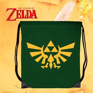 Bolso GYM Zelda - Trifuerza