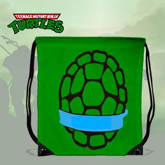 Bolso GYM Tortugas Ninja - Leonardo