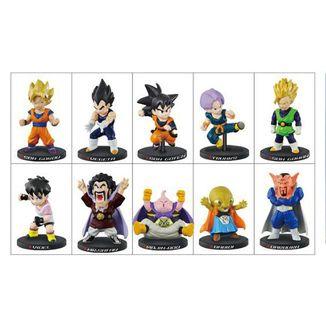 Gashapon Dragon Ball - Super Collection
