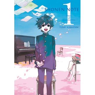 Shonen Note #01