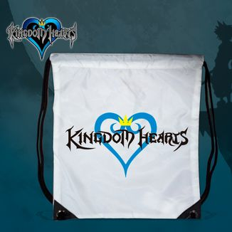 Bolso GYM Kingdom Hearts - Logo
