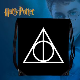 Bolso GYM Harry Potter - Reliquias de la muerte