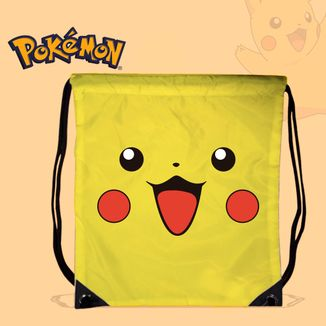 Bolso GYM Pokemon - Pikachu