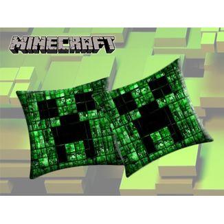Creeper Cushion Minecraft 3D