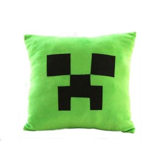 Creeper Plush Cushion Minecraft