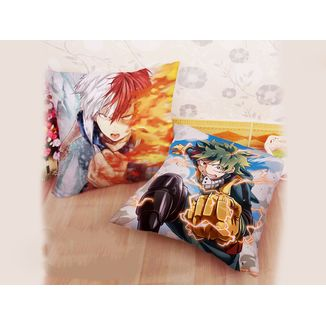Deku & Todoroki Cushion My Hero Academia