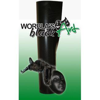 WORBLA'S BLACK ART L (100CM X 75CM)