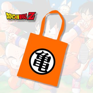 Bolso Dragon Ball - Kanji