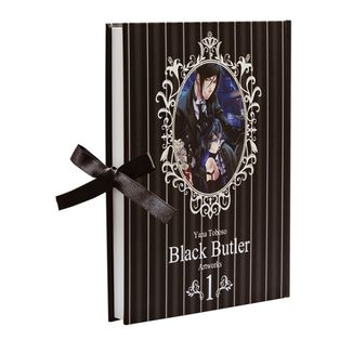 Black Butler ArtBook 1