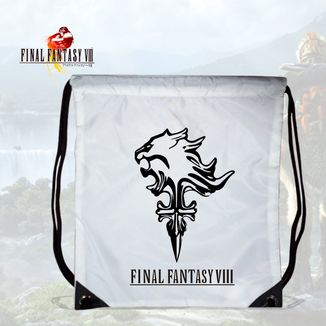 Bolso GYM Final Fantasy VIII - Squall