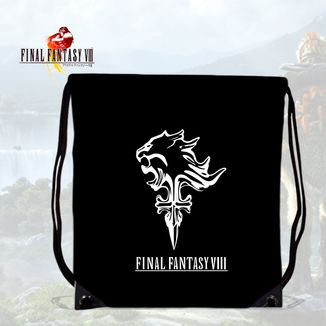 GYM Bag Final Fantasy VIII - Squall