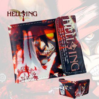 Billetera Hellsing - Alucard