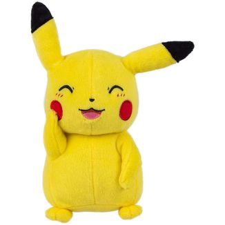 Plush doll pikachu pokemon 20cm