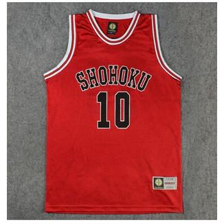 Camiseta Basket Slam Dunk - Sakuragi - Sohoku 10