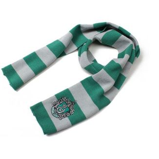 Slytherin Scarf Harry Potter #2
