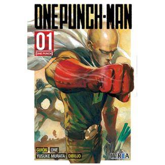 One Punch Man #01 (Spanish) Manga Oficial Ivrea