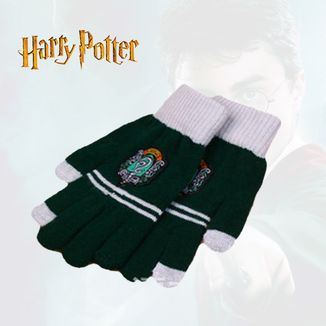 Guantes Harry Potter - Slytherin