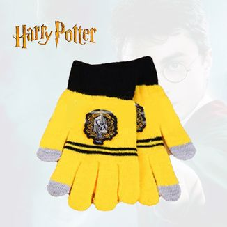 Guantes Harry Potter - Hufflepuff