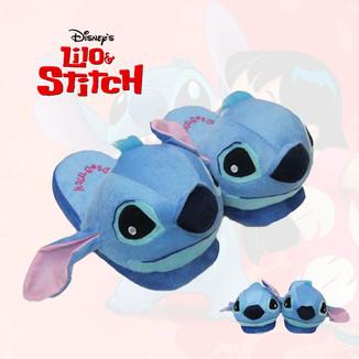 Zapatillas abiertas Lilo & Stitch - Stitch