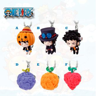 Gashapon One piece - Halloween