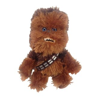 Plush doll Chewbacca (S) Star Wars Episodio VII