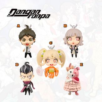 Dagan Ronpa Gashapon - Side A