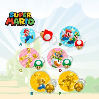 Projector Gashapon Super Mario Bros 2