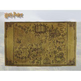 Mapa Harry Potter - Mapa del merodeador