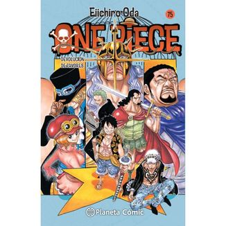 Manga One Piece - tomo 75