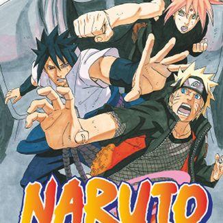 Naruto #71 Manga Oficial Planeta Comic