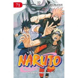 Manga Naruto - tomo 71