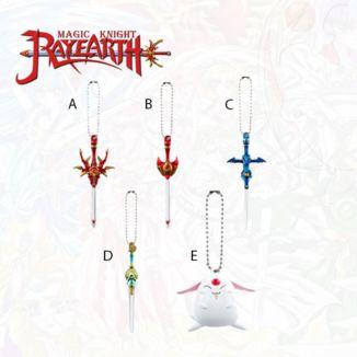 Gashapon Magic Knight Rayearth Sword of Magic Knight