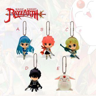 Gashapon Magic Knight Rayearth - Swing Key Chain