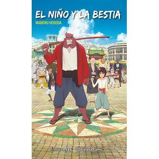 El niño y la bestia (NOVELA) Oficial Planeta Comic
