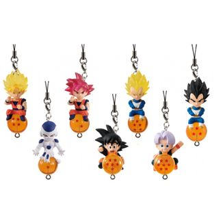 Straps Dragon Ball Super - QD Mascot - Aleatorio