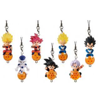 Straps Dragon Ball Super - QD Mascot - Aleatorio