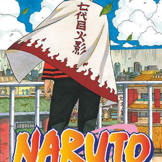 Naruto #72 Manga Oficial Planeta Comic (Spanish)