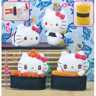 Peluche Hello Kitty Sushi