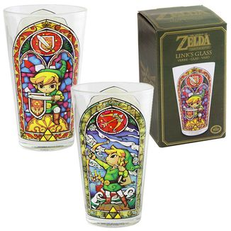 Vaso Cristal Wind Waker The Legend of Zelda