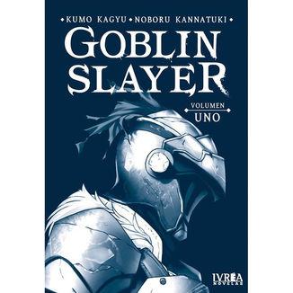 Goblin Slayer #01 Novela Oficial Ivrea (Spanish)