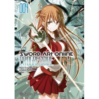 Sword Art Online Progressive #04 Manga Oficial Planeta Comic