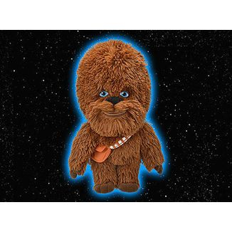Peluche Chewbacca 47cm Star Wars